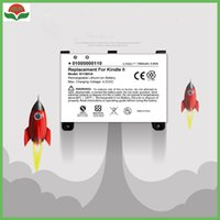 Wholesale Cheap Kindles - Isun 100% Test Cheap Good Quality battery for kindle 2 kindle DX S11S01A Ebook battery