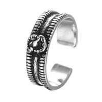 ingrosso anello di prezzo d'argento della porcellana 925-5pcs / lot Antichi anelli di fidanzamento anelli di fidanzamento anelli di fidanzamento regolabile in argento 925 regolabile all'ingrosso Accessori Cina all'ingrosso