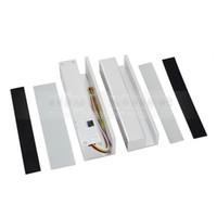 kit de controle de acesso à porta venda por atacado-DIYSECUR Segurança Elétrica Parafuso de Gota de Bloqueio para Totalmente Moldura Menos Porta De Vidro Eletrônico Fechadura Da Porta Sistema de Controle de Acesso Kit