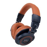 ohrhörer neue ankunft großhandel-Großhandels-Neue Ankunfts-Bluetooth auriculares Haupttelefone beweglicher drahtloser MP3-Player-Kopfhörer Besetzt Stereo-Hifi-Musik-Kopfhörer