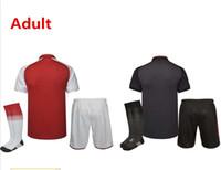 fe2e54673af JS-088- 2017 2018 new Gunners armory OZIL soccer jersey 17 18 kit ALEXIS  WILSHERE GIROUD CHAMBERS XHAKA home football shirt for man ...