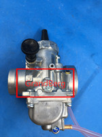 Wholesale Mikuni Atv Carburetor - 28MM Carburetor VM24 Mikuni fi For 150CC 160CC Pit Dirt Bike ATV Quad Buggy carb