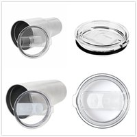 Wholesale Clear Tumblers Wholesale - Yeti cup lid Splash Spill Proof Lid Yeti 30 Oz   20 oz RTIC Tumbler Cup Replacement Resistant Proof Cover Lid