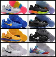 2017 Hyperdunk Low EP PG1 Weave Knit Chaussures de basket-ball pour homme Paul George Hyperdunks Sports Sneakers Trainers Black Metallic Silver Shoe