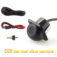 Wholesale Best View Monitor - Best Price Universal Car Rear View Camera Reverse Parking Backup Camera 009M 170 Degree Angle CCD HD Water proof