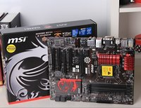 Wholesale B85 Motherboard - Free shipping 100% original 100% new motherboard for MSI B85-G43 GAMING DDR3 LGA 1150 RAM 32G Solid Capacitor