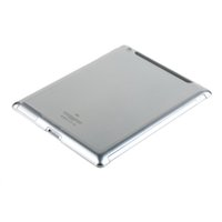 Wholesale ipad smart clear back case for sale - Stylish Clear Transparent PC Hard Back Protective Case Cover For iPad
