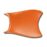 ktm vorne großhandel-Schwarz / Orange Motorrad Fahrersitz Fahrersitz für KTM 390