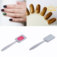 Wholesale Magic Magnetic Nails - High Quality New Magnet Plate Wand Board Nail Art Set for Magic 3D Magnetic Polish New