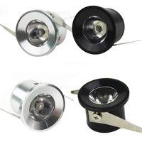 ingrosso cassa di alimentazione di rohs-Nuovo tipo di luci per uffici a casa downlight a LED 1W 3W illuminazione per interni mini Downlight da incasso Luce LED ad alta potenza