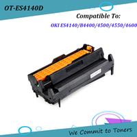 Wholesale Drum For Toner Cartridge - OKI ES4140D Drum , Compatible Toner Cartridge for OKI ES4140 ES4400 ES4500 ES4550 ES4600 , OKI 01249001 ; BK - 25,000 pages