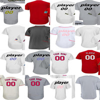 Wholesale Red Gold Ladies - Male Ladies Youth 2017 Mother Father Memorial Fashion stars & stripes St. Louis Custom Flex Cool baseball Jerseys USMC White Red Beige