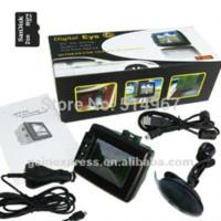 "Wholesale Sd Memory Card 2g - 2"" TFT LCD Digital DVR Audio Video Car Vehicle Monitor Black Box Camera Recording USB + 2G SD memory card"