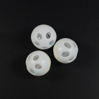 Wholesale Wholesale Plastic Baby Rattles - Doll Noise Maker 50pcs 24mm Sew In Various Rattle Insert Squeaker Replace Dog Pet Baby Toy Crafts Accessories