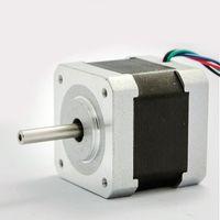 Wholesale Nema 17 Motors - 3D Printer Accessories 5pcs SET Nema 17 Stepper Motor 17HS4401 42BYGH 1.7A for Graberi3 Printer