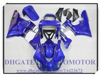СИСТЕМА ВПРЫСКА BRAND NEW обтекателя KIT 100% FIT FOR YAMAHA YZF R1 YZF1000 1998-1999 YZFR1 1998 1999 YZF R1 98 99 # WI838 СИНИЙ