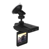 100W píxeles LCD 2.5 '' Car 1080P Dash Cámara Car DVR Recorder Cámara Negro Caja H198 Night Vision Video Recorder Dash Cámara