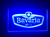 Wholesale Blank Signs - b-45 Bavaria Beer Bar Pub Club Logo LED Neon Light Sign Cheap sign blank
