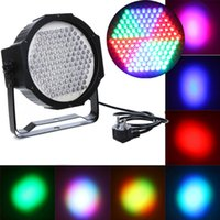 Professional 7 canaux DMX512 127 RGB Effet LED Disco DJ Party Voir Stage Lighting AC90-240V EU Plug