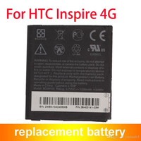 Wholesale Battery For Desire - Battery For HTC Inspire 4G & Desire HD 1230mAh BD26100 35H00141-03M Grade AAA