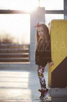 Wholesale Long Style Blouse Patterns - wholesale 2016 kids girls flowers clothes baby 2 pieces clothing toddler autumn sets children Black blouse Pattern pants suit DR182