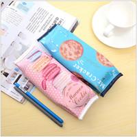 fabrika fiyatlı cep telefonları toptan satış-Yeni çerezler öğrenciler için kalem çanta küçük taze kırtasiye kutusu kalem cep telefonu silgi fabrika fiyat (2)