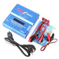 Wholesale Nimh Battery Life - IMAX B6AC RC Lipo LiIon LiFe Pb NiCd NiMH Battery Balance Charger EU Plug