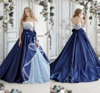Wholesale Dresses For Young Girls - Charming 2017 Evening Dresses Strapless Tiered Ruffle Prom Gowns With Lace Applique Back Lace-up Custom Made Pageant Dresses For Young Girls