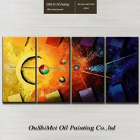 Wholesale Modern Superb Oil Paintings - New Arrival Superb Artist Handmade High Quality Abstract Oil Painting On Canvas Beautiful Modern Abstract Painting Decoration