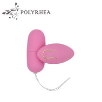 Wholesale Wireless Vibrator Orgasm - Wireless Remote Control Waterproof Egg Vibrator Silicone G-Spot Stimulator Clitoral Massager For Women Orgasm Intimate Goods A04008
