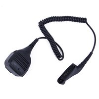 Wholesale Two Way Radio Holders - Radio Case Holder Mic Speaker for Motorola XPR8268 6550 6500 DP3400 in two way radio cb radio handheld speaker mic