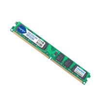 Wholesale Ddr2 1gb - RAM DDR2 2G 800 Dual Channel Desktop Computer Memory 2GB 1GB 533MHz 667MHz 800MHz DDR2 533 667 800 RAM for Intel AMD Motherboard