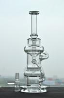 foto linda grátis venda por atacado-Postura graciosa bongs vidro percolador bongs imagem real adorável tubo de Água de vidro item frete grátis