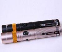 Wholesale Small Waterproof Led Flashlights - CREE XPE small Q5 LED strong light flashlight rechargeable flashlight is pocket 3 160