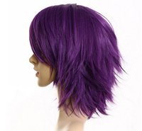 Wholesale Synthetic Wigs For Men - America and Europe hot sell Mens Wigs short hair men synthetic hair male wig man hair wigs male wigs for men high quality