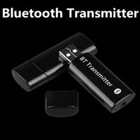 Bluetooth Audio Transmitter 3,5-mm-Wireless-USB-Musiksender Stereo Dongle-Adapter für iPhone 6s Samsung S7 Computer Fernseh Tablet Speaker