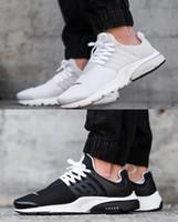 Wholesale Hot Shoe Cheap For Men - 2015 Air Presto BR QS Breathe Classical Black White Running Shoes for Men&Women,Cheap Original Air Presto Sport Shoe Hot Sale Size Eur 36-45