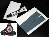 Wholesale Plastic Swatch - Germany PolyWatch Brand Acrylic Plastic Watch Face Case Scratch Remover Cream for Swatch, SUUNTO, Resin Swimming Goggles