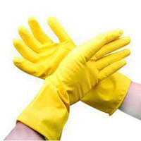 Wholesale Glove Housework - Rubber Household Gloves for Cleaning Durable Dishwashing Housework Glove Kitchen Laundry Wash Dish Clothes Waterproof Rubber Gloves