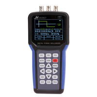 Freeshipping Handheld Multi-functional Digital Oscilloscope + Generador de sinal Portable Scope Meter 20MHz Bandwidth 200MSa / s 1CH TFT LCD