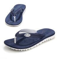 Wholesale Canvas Beach Shoes For Men - New Summer shoes Men Flats Sandals,Hot Sandalias hombre Beach Flip Flops,2016 Men's Sandals Beach Slippers Shoes For Men 40-45