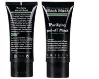 schwarze schlammporenmaske groihandel-SHILLS Tiefenreinigende Reinigung abziehen Schwarzer Schlamm Schwarze Porenstreifen Entferner Pilaten Facail Gesichtsmaske Entfernen Sie die Mitesser-Facia
