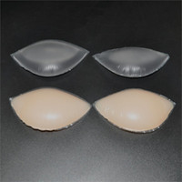 Wholesale Medical Bra - Wholesale-wholesale sexy bras silicon inserts push up big cup enhancer high quality medical Breast bikini party dress