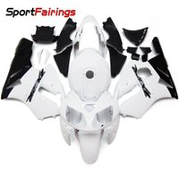 Wholesale Kawasaki Fairings Kits - Injection Fairings For Kawasaki ZX-12R ZX12R Ninja 2002 - 2006 02 03 04 05 06 ABS Motorcycle Full Fairing Kit Bodywork White Black