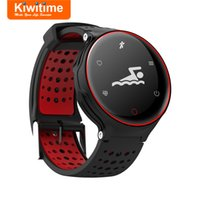 Wholesale Heart Rate Monitor For Cycling - KIWITIME IP68 Waterproof Bluetooth Smart Watch Blood Pressure Oxygen Heart Rate Monitor Swimming Running Walking Cycling Sports SmartWatch