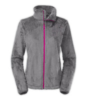Wholesale Outdoor Winter Jackets Ladies - Free Shipping 2016 New Winter Slim Osito Hoodies Jackets Coats Ladies Windproof Warm OSO SoftShell Jackets Outdoor Casual Fleece Sportswea