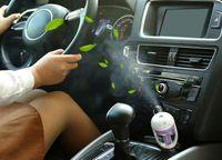 12v luftreiniger großhandel-Auto Aroma Diffusor 12 V Dampf Luftbefeuchter Mini Luftreiniger Aromatherapie Ätherisches Öl Diffusor Tragbare Nebel Maker Fogger