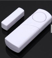 Wireless Door Window Alarm Entry Antifurto Home Alarm Sicurezza Sicurezza Guardiano Protector Sensori magnetici Sistemi di allarme di sicurezza