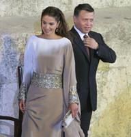 caftan perlé abaya achat en gros de-Manches longues Kaftan Dubaï robes de soirée avec ceinture perlée islamique Abaya marocaine formelle robes de soirée nouvelle arrivée musulman robes de soirée 152
