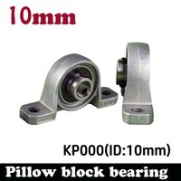 spherical bearing housing - mm KP000 kirksite bearing insert bearing shaft support Spherical roller zinc alloy mounted bearings pillow block housing